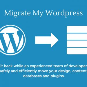 wordpress website migration