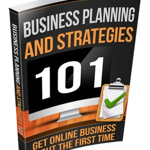 Business Planning and Strategies